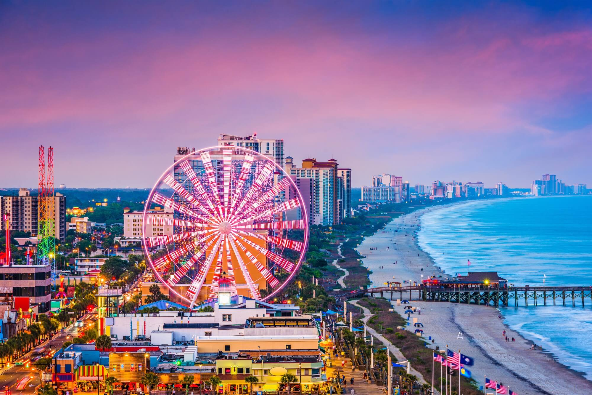 Vacation Rentals in Myrtle Beach